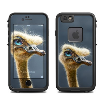 Lifeproof iPhone 6 Fre Case Skin - Ostrich Totem