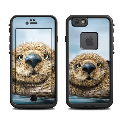 Lifeproof iPhone 6 Fre Case Skin - Otter Totem