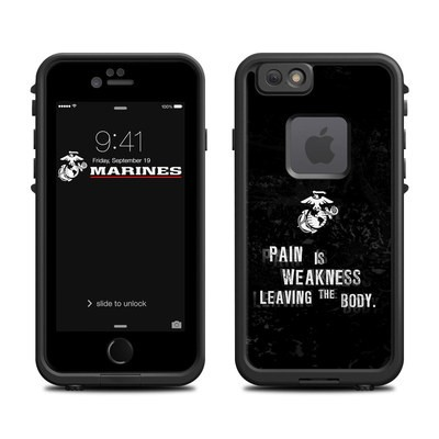 Lifeproof iPhone 6 Fre Case Skin - Pain