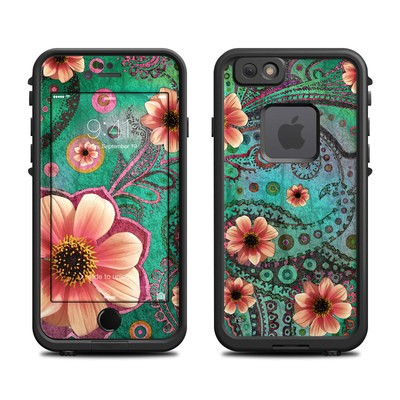 Lifeproof iPhone 6 Fre Case Skin - Paisley Paradise