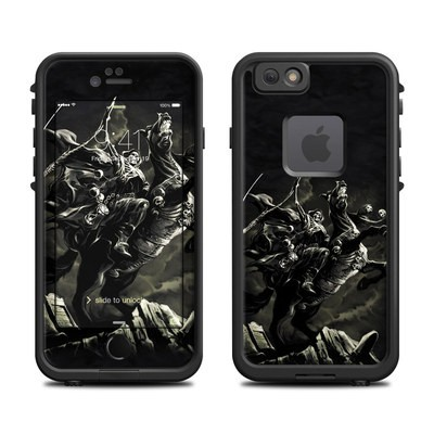 Lifeproof iPhone 6 Fre Case Skin - Pale Horse