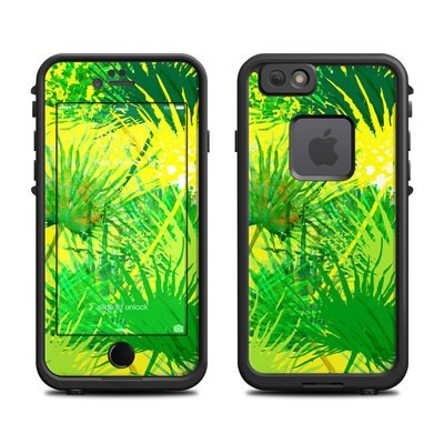 Lifeproof iPhone 6 Fre Case Skin - Palms