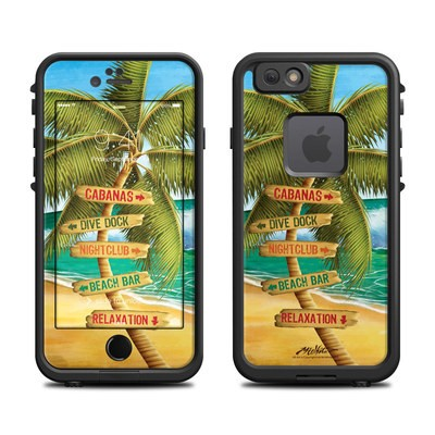 Lifeproof iPhone 6 Fre Case Skin - Palm Signs