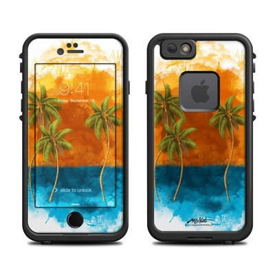Lifeproof iPhone 6 Fre Case Skin - Palm Trio