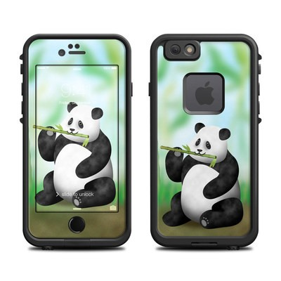 Lifeproof iPhone 6 Fre Case Skin - Panda