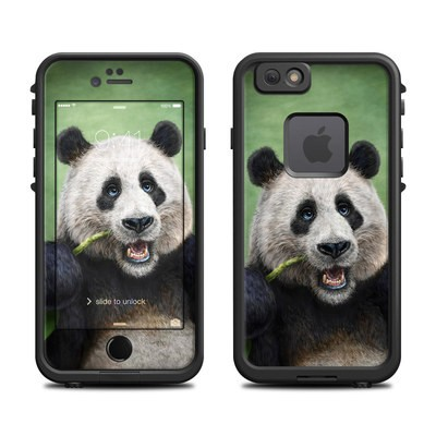 Lifeproof iPhone 6 Fre Case Skin - Panda Totem