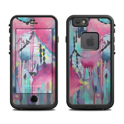 Lifeproof iPhone 6 Fre Case Skin - Paper Chain
