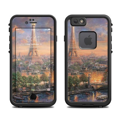 Lifeproof iPhone 6 Fre Case Skin - Paris City of Love