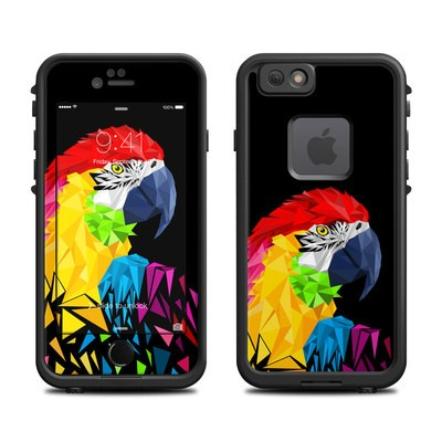 Lifeproof iPhone 6 Fre Case Skin - Parrots Hate Jets