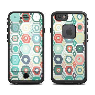 Lifeproof iPhone 6 Fre Case Skin - Pastel Diamond