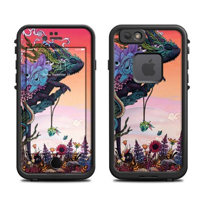 Lifeproof iPhone 6 Fre Case Skin - Phantasmagoria