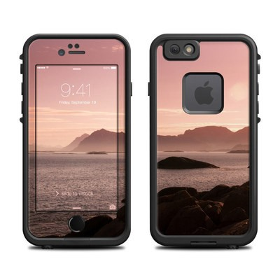 Lifeproof iPhone 6 Fre Case Skin - Pink Sea