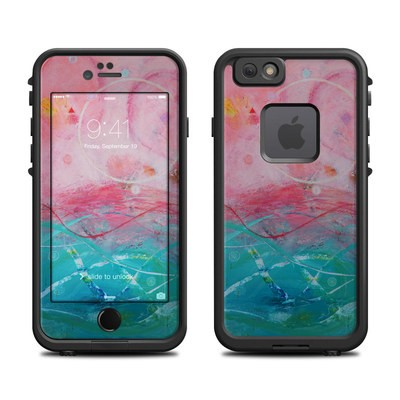 Lifeproof iPhone 6 Fre Case Skin - Pink Sky