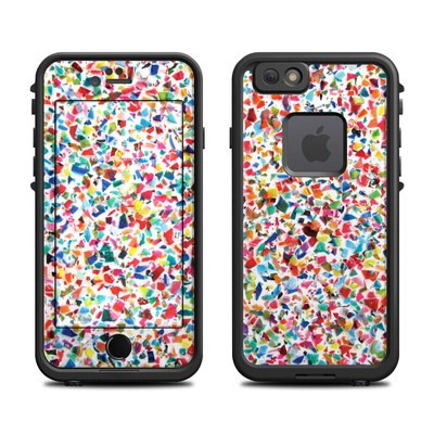 Lifeproof iPhone 6 Fre Case Skin - Plastic Playground