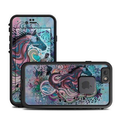 Lifeproof iPhone 6 Fre Case Skin - Poetry in Motion