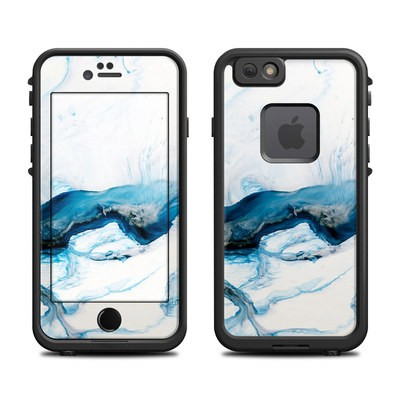 Lifeproof iPhone 6 Fre Case Skin - Polar Marble