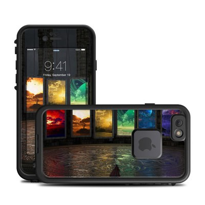 Lifeproof iPhone 6 Fre Case Skin - Portals