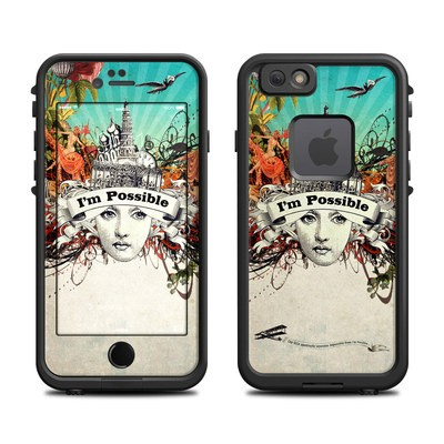 Lifeproof iPhone 6 Fre Case Skin - Possible