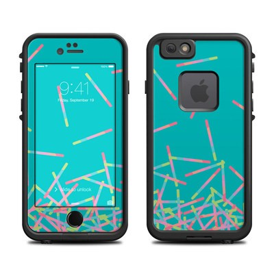 Lifeproof iPhone 6 Fre Case Skin - Pop Rocks Wands