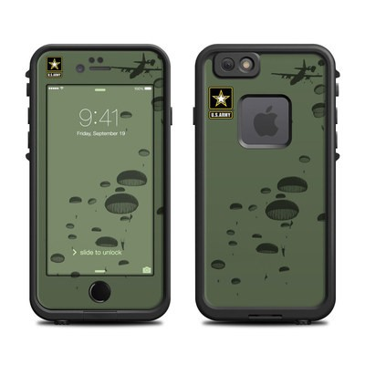 Lifeproof iPhone 6 Fre Case Skin - Pull The Lanyard