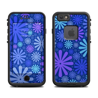 Lifeproof iPhone 6 Fre Case Skin - Indigo Punch