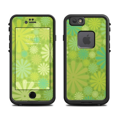 Lifeproof iPhone 6 Fre Case Skin - Lime Punch