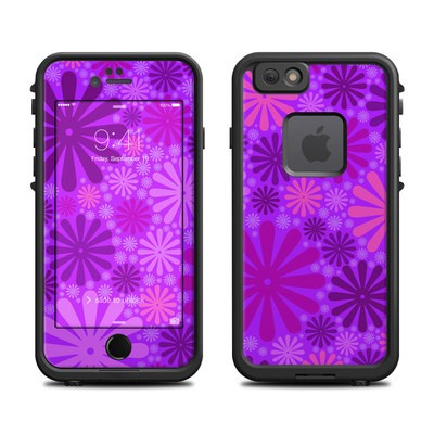 Lifeproof iPhone 6 Fre Case Skin - Purple Punch