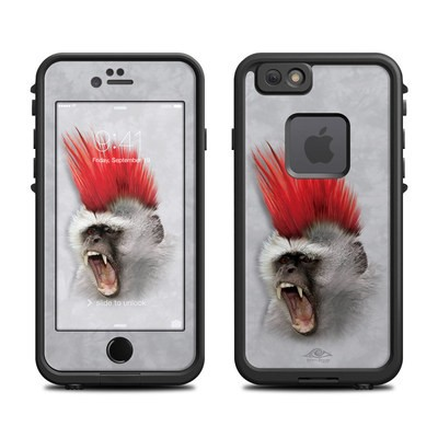 Lifeproof iPhone 6 Fre Case Skin - Punky