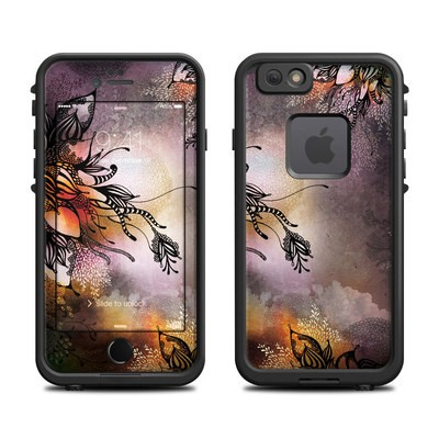 Lifeproof iPhone 6 Fre Case Skin - Purple Rain