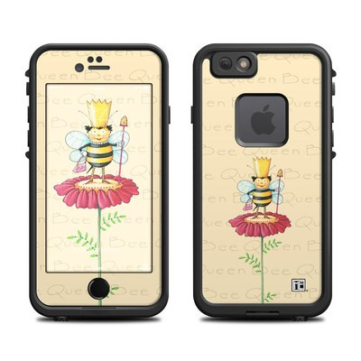 Lifeproof iPhone 6 Fre Case Skin - Queen Bee