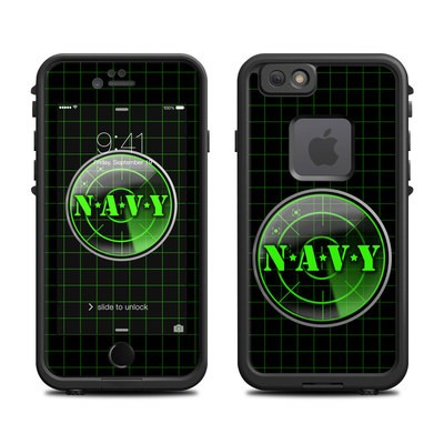 Lifeproof iPhone 6 Fre Case Skin - Radar