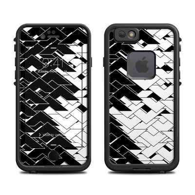 Lifeproof iPhone 6 Fre Case Skin - Real Slow