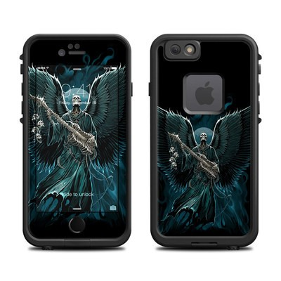 Lifeproof iPhone 6 Fre Case Skin - Reaper's Tune
