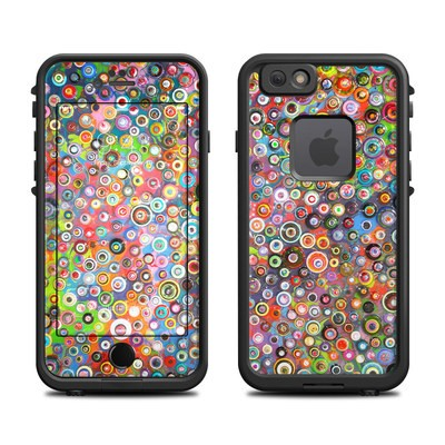 Lifeproof iPhone 6 Fre Case Skin - Round and Round