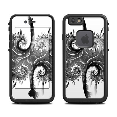Lifeproof iPhone 6 Fre Case Skin - Rorschach
