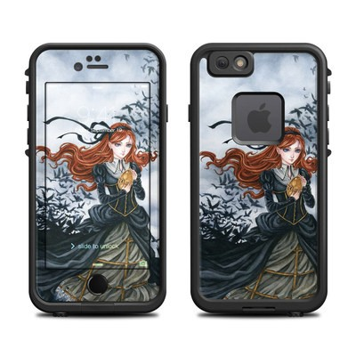 Lifeproof iPhone 6 Fre Case Skin - Raven's Treasure