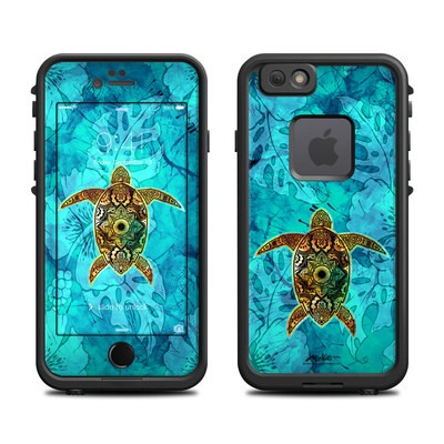 Lifeproof iPhone 6 Fre Case Skin - Sacred Honu