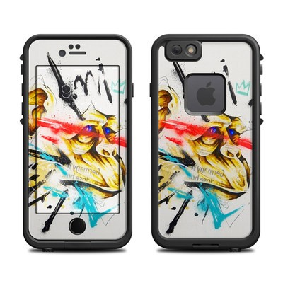Lifeproof iPhone 6 Fre Case Skin - Saru