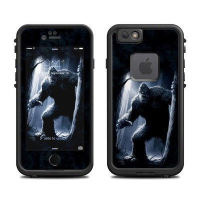Lifeproof iPhone 6 Fre Case Skin - Sasquatch