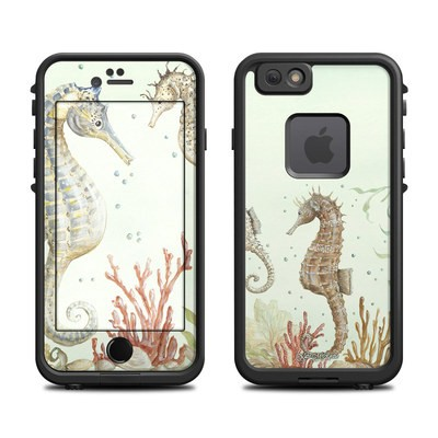 Lifeproof iPhone 6 Fre Case Skin - Seahorse Trio
