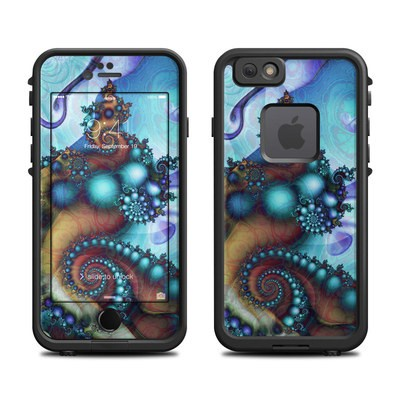 Lifeproof iPhone 6 Fre Case Skin - Sea Jewel