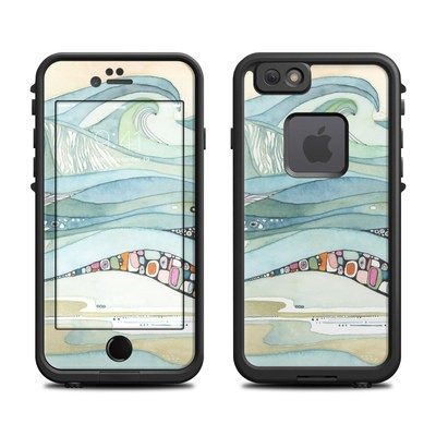 Lifeproof iPhone 6 Fre Case Skin - Sea of Love