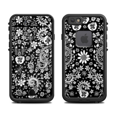 Lifeproof iPhone 6 Fre Case Skin - Shaded Daisy