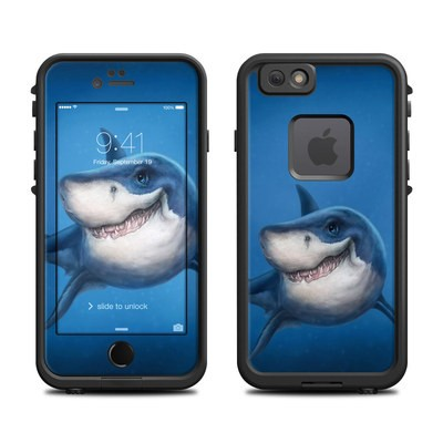 Lifeproof iPhone 6 Fre Case Skin - Shark Totem