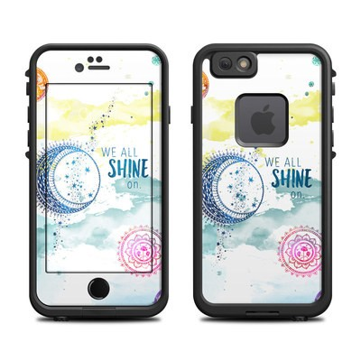 Lifeproof iPhone 6 Fre Case Skin - Shine On