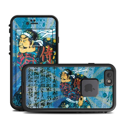 Lifeproof iPhone 6 Fre Case Skin - Samurai Honor