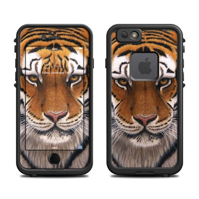 Lifeproof iPhone 6 Fre Case Skin - Siberian Tiger