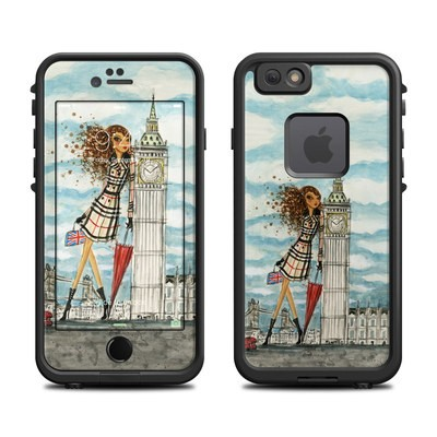 Lifeproof iPhone 6 Fre Case Skin - The Sights London