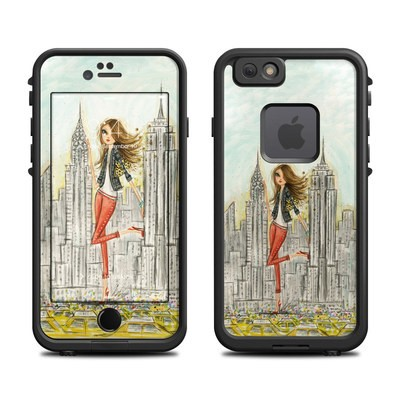 Lifeproof iPhone 6 Fre Case Skin - The Sights New York