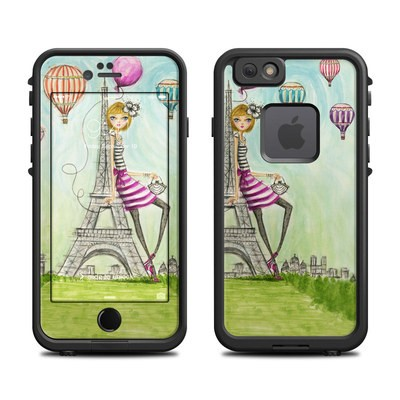Lifeproof iPhone 6 Fre Case Skin - The Sights Paris